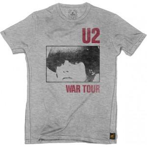 U2 WAR TOUR UNISEX TEE: XL