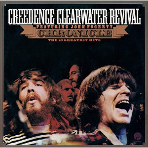 CREEDENCE CLEARWATER REVIVAL-CHRONICLE THE 20 GREATEST HITS