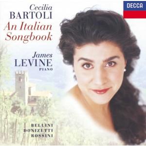 BARTOLI CECILIA/LEVINE-ITALIAN SONGBOOK