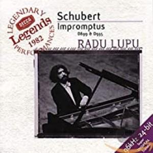 SCHUBERT-IMPROMPTUS (LUPU)