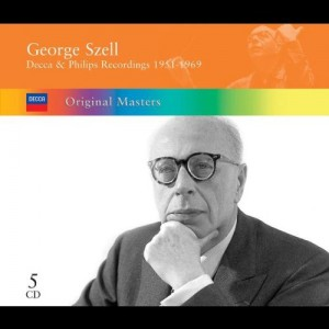 GEORGE SZELL-DECCA & PHILIPS RECORDINGS 1951-1969