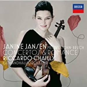 JANINE JANSEN-CONCERTOS & ROMANCE