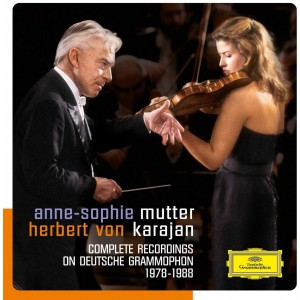 ANNE-SOPHIE MUTTER-COMPLETE RECORDINGS ON DG 1978-1988