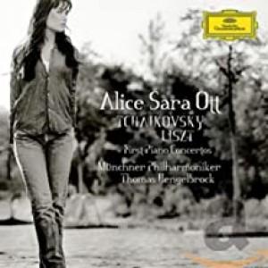 OTT ALICE SARA/HENGELBROCK-FIRST PIANO CONCERTOS