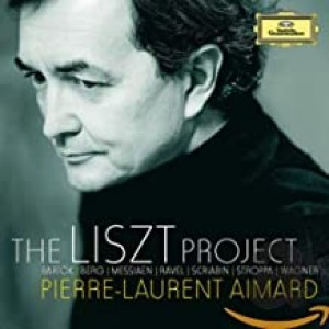 PIERRE-LAURENT AIMARD-LISZT AND MORE