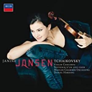 JANSEN JANINE/HARDING-VIOLIN CONCERTO