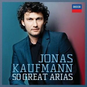 JONAS KAUFMANN-JONAS KAUFMANN - 50 GREAT ARIAS