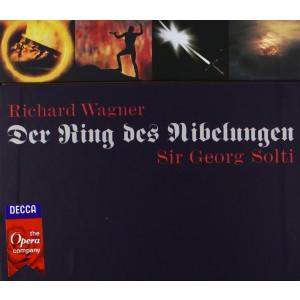 SIR GEORG SOLTI-WAGNER: DER RING DES NIBELUNGEN