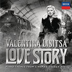 VALENTINA LISITSA, BBC CONCERT ORCHESTRA, GAVIN SUTHERLAND-LOVE STORY: PIANO THEMES FROM CINEMA´S GOLDEN AGE