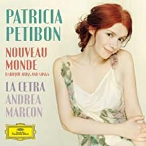 PATRICIA PETIBON, LA CETRA, ANDREA MARCON-NOUVEAU MONDE - BAROQUE ARIAS AND SONGS
