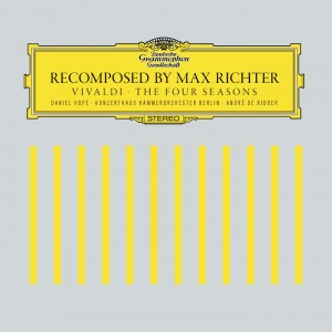 MAX RICHTER, KONZERTHAUS KAMMERORCHESTER BERLIN, ANDRÉ DE RIDDER-RECOMPOSED BY MAX RICHTER: VIVALDI, THE FOUR SEASONS DLX