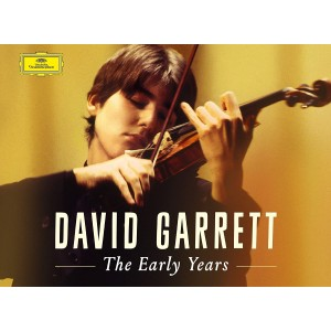 DAVID GARRETT-DAVID GARRETT - THE EARLY YEARS