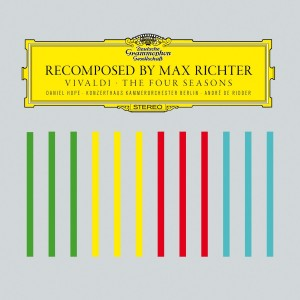 MAX RICHTER, KONZERTHAUS KAMMERORCHESTER BERLIN, ANDRÉ DE RIDDER-RECOMPOSED BY MAX RICHTER: VIVALDI, THE FOUR SEASONS