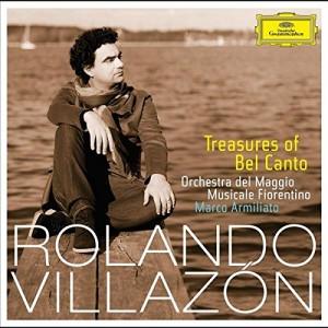 ROLANDO VILLAZÓN, CECILIA BARTOLI, ORCHESTRA DEL MAGGIO MUSICALE FIORENTINO, MARCO ARMILIATO-TREASURES OF BELCANTO