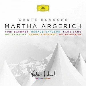ARGERICH MARTHA-CARTE BLANCHE (2CD)