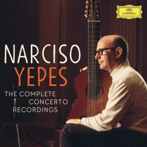 NARCISO YEPES-THE COMPLETE CONCERTO RECORDINGS