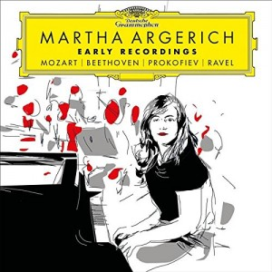 MARTHA ARGERICH-EARLY RECORDINGS