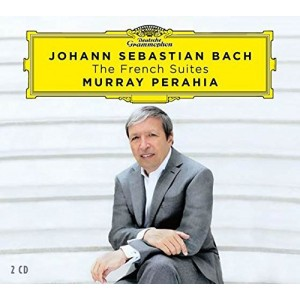 MURRAY PERAHIA-JOHANN SEBASTIAN BACH: THE FRENCH SUITES