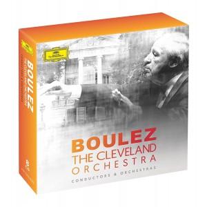 CLEVELAND ORCHESTRA CHORUS, PIERRE BOULEZ-PIERRE BOULEZ & THE CLEVELAND ORCHESTRA