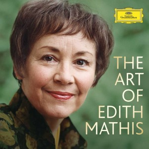 EDITH MATHIS-THE ART OF EDITH MATHIS
