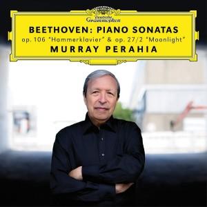 MURRAY PERAHIA-BEETHOVEN: PIANO SONATAS