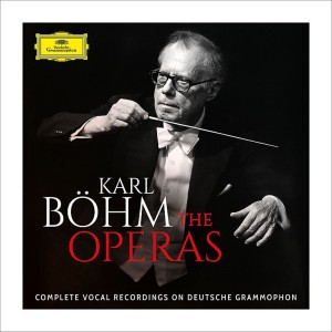 KARL BÖHM-THE COMPLETE OPERA & VOCAL RECORDINGS
