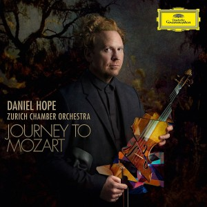 DANIEL HOPE, ZÜRCHER KAMMERORCHESTER-JOURNEY TO MOZART