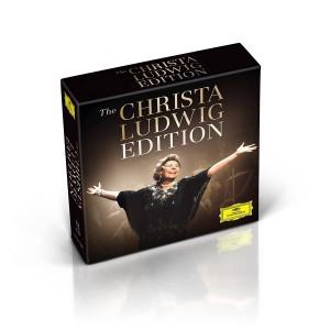CHRISTA LUDWIG-CHRISTA LUDWIG EDITION