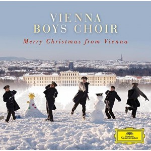 WIENER SÄNGERKNABEN / VIENNA BOYS CHOIR-MERRY CHRISTMAS FROM VIENNA