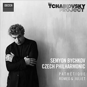 """CZECH PHILHARMONIC ORCHESTRA, SEMYON BYCHKOV-TCHAIKOVSKY: SYMPHONY NO.6 IN B MINOR - """"PATHÉTIQUE""""; ROMEO & JULIET FANTASY OVERTURE"""