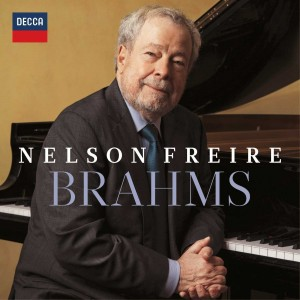 NELSON FREIRE-NELSON FREIRE BRAHMS RECITAL