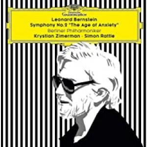 "KRYSTIAN ZIMERMAN, BERLINER PHILHARMONIKER, CONDUCTOR: SIMON RATTLE-BERNSTEIN: SYMPHONY NO. 2 ""THE AGE OF ANXIETY"""