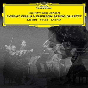 EVGENY KISSIN, EMERSON STRING QUARTET-THE NEW YORK CONCERT