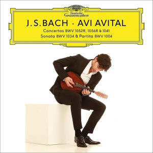 AVI AVITAL-BACH (EXTENDED TOUR EDITION)