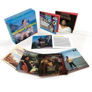 GIUSEPPE DI STEFANO -GIUSEPPE DI STEFANO - COMPLETE DECCA RECORDINGS (12CD BOX)