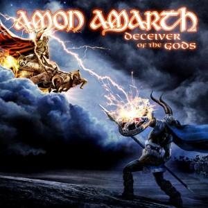 AMON AMARTH-DECEIVER OF THE GODS