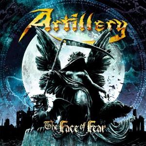 ARTILLERY-FACE OF FEAR