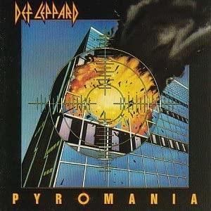 DEF LEPPARD-PYROMANIA