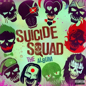 VARIOUS ARTISTS-SUICIDE SQUAD: THE ALBUM