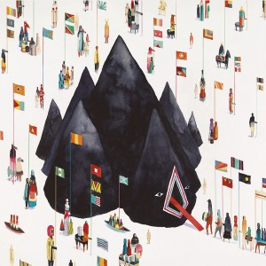 YOUNG THE GIANT-HOME OF THE STRANGE