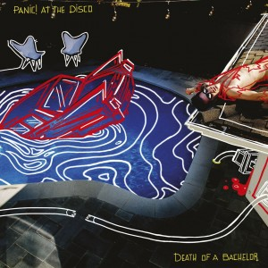 PANIC AT THE DISCO-DEATH OF A BACHELOR