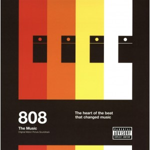 VARIOUS ARTISTS-808: THE MUSIC SOUNDTRACK