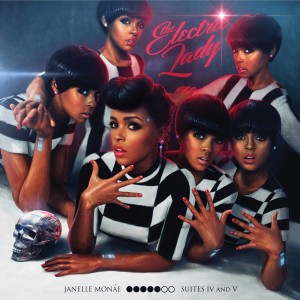 JANELLE MONAE-ELECTRIC LADY