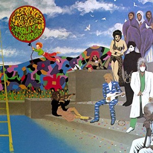 PRINCE-AROUND THE WORLD IN A DAY