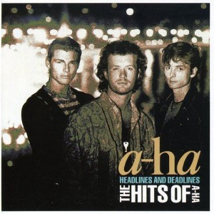 A-HA-HEADLINES AND DEADLINES: THE HITS OF A-HA
