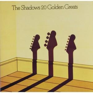 SHADOWS-20 GOLDEN GREATS