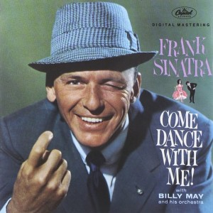 FRANK SINATRA-COME DANCE WITH ME