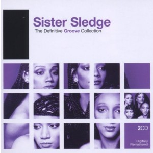 SISTER SLEDGE-DEFINITIVE GROOVE COLLECTION