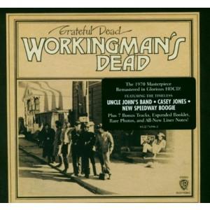 GRATEFUL DEAD-WORKINGMAN´S DEAD (DIGIPACK)
