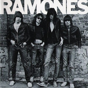 RAMONES-RAMONES (40TH ANNIVERSARY REMASTER)